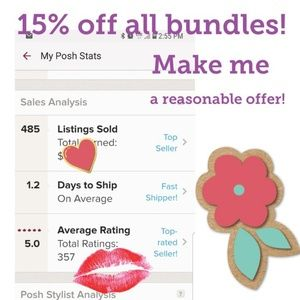 Other - 15% off ALL BUNDLES!